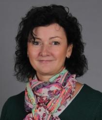 Mgr. Andrea Hocmanová - SŠG ELBA