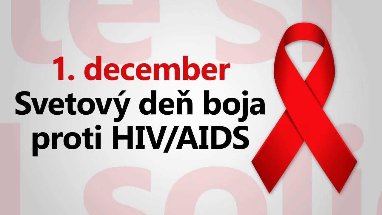 Čo vieme o HIV a AIDS