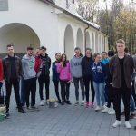 Brigáda v spolupráci s OZ Soľnohrad
