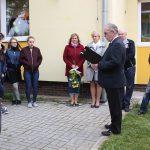 Ing. Juraj Bessenyei, SŠG ELBA - spomienková slávnosť