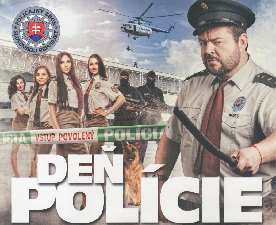 Deň polície v našom meste