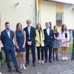 Rozlúčka s maturantmi