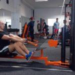SŠG ELBA - Sekcia posilňovania a úpolových športov