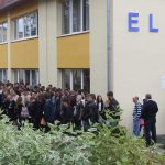 SŠG ELBA - Slávnostný začiatok šk. roka 2017/2018