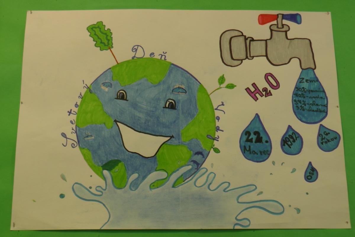 Svetový deň vody na ELBE