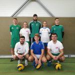 SŠG ELBA - Vianočný volejbalový turnaj