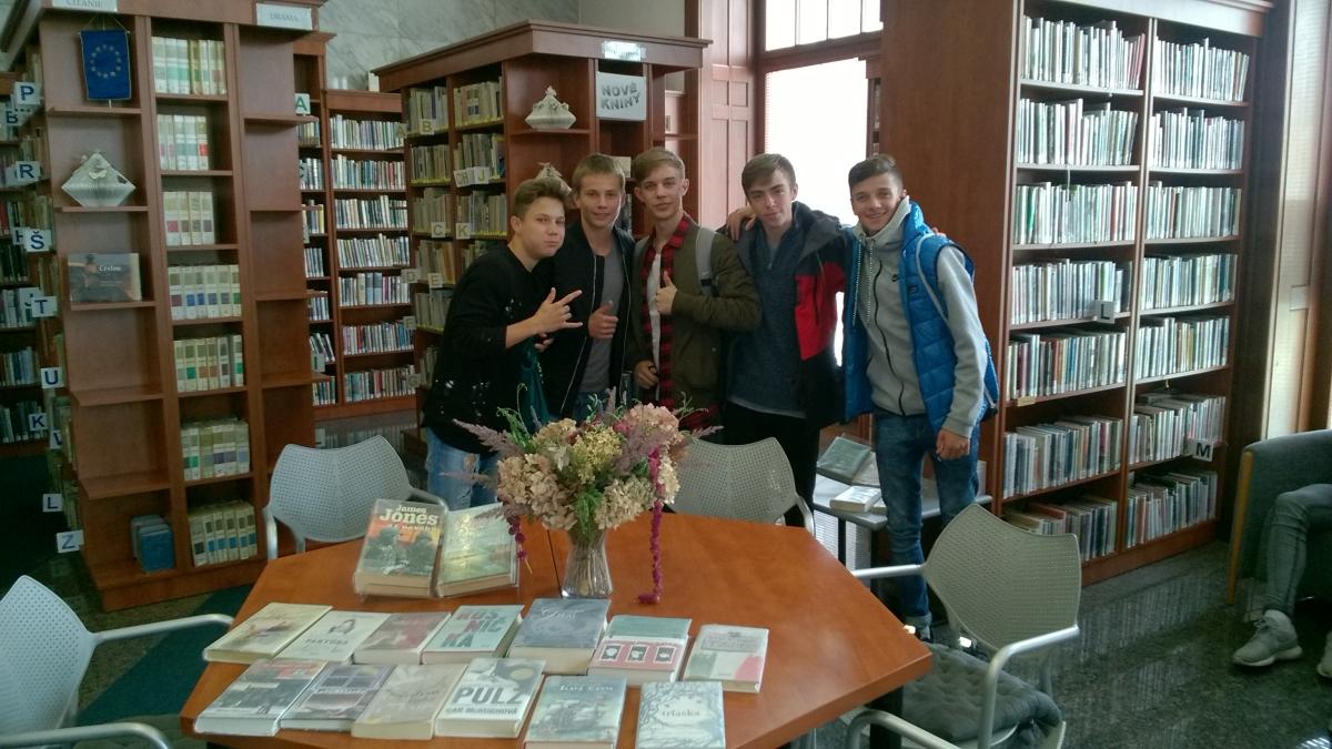 Obohacujúca návšteva knižnice