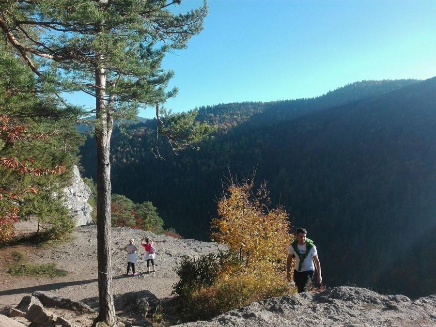 Turistický kurz v Slovenskom raji