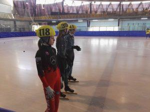 Rýchlokorčuliari SŠG ELBA na Európskom pohári Alpe Adria Trophy v Záhrebe
