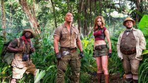 Film Jumanji - Vitajte v džungli
