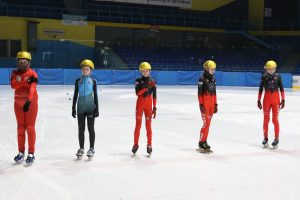 Rýchlokorčuliari úspešní na Slovenskom pohári 2018