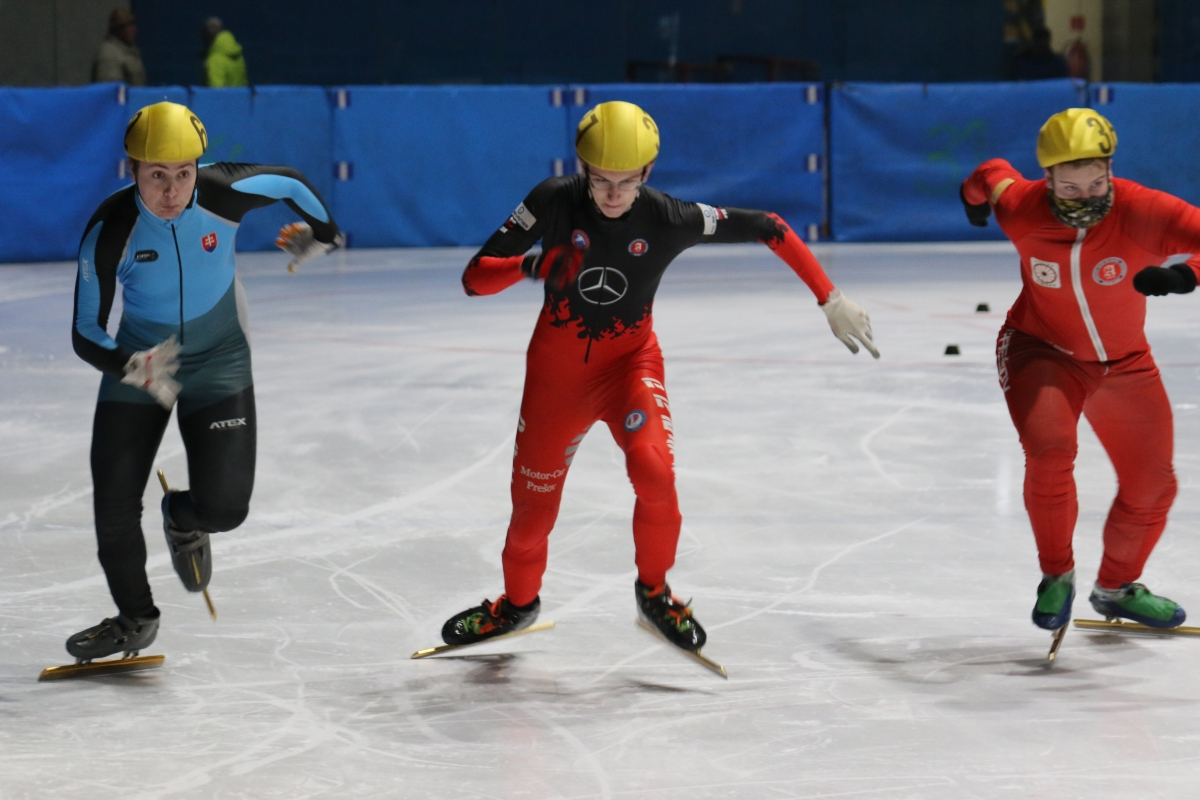 Rýchlokorčuliari úspešní na SP 2018