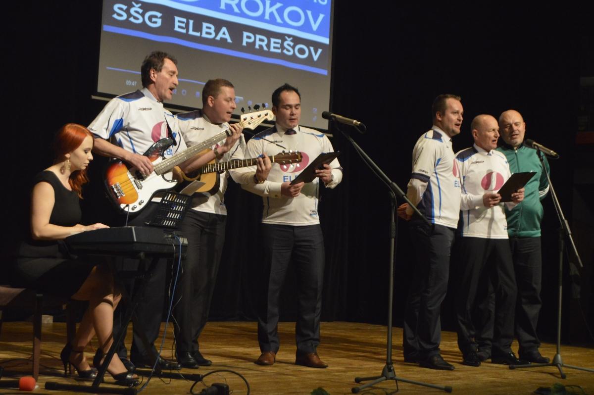 Športové gymnázium ELBA oslavovalo