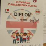 SŠG ELBA - Olympiáda v anglickom jazyku