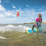 Emma Martonová vo svete kiteboardingu