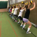 SŠG ELBA - sekcia volejbalu