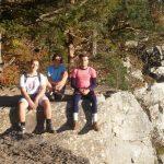 SŠG ELBA - Jesenný turistický kurz 2017