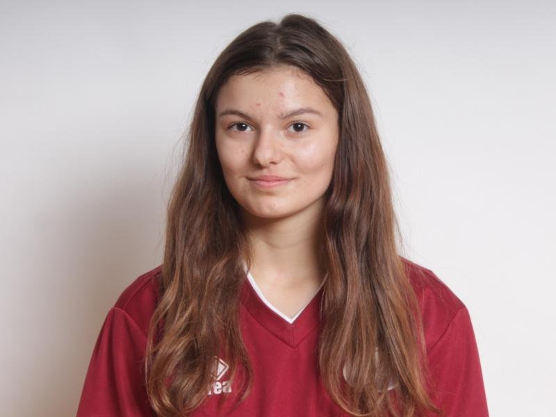 Ema, reprezentantka SR v hokeji