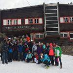 SŠG ELBA - Lyžiarsky kurz 2018