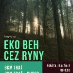 Eko beh cez Ryny