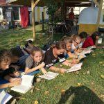Piknikové čítanie