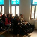 Exkurzia v Knižnici P.O. Hviezdoslava v Prešove