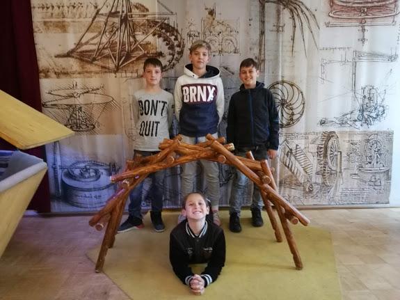 Leonardium – netradičná výstava
