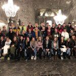 Soľná baňa Wieliczka