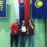 Školské majstrovstvá Slovenska v bedmintone