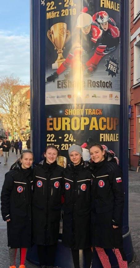 Finále európskeho pohára Danubia 2019