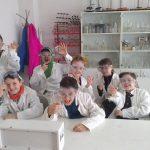 Laboratórne práce z chémie