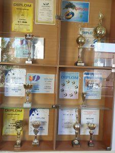 Víťazné poháre