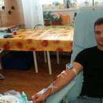 Študentská kvapka krvi 2019