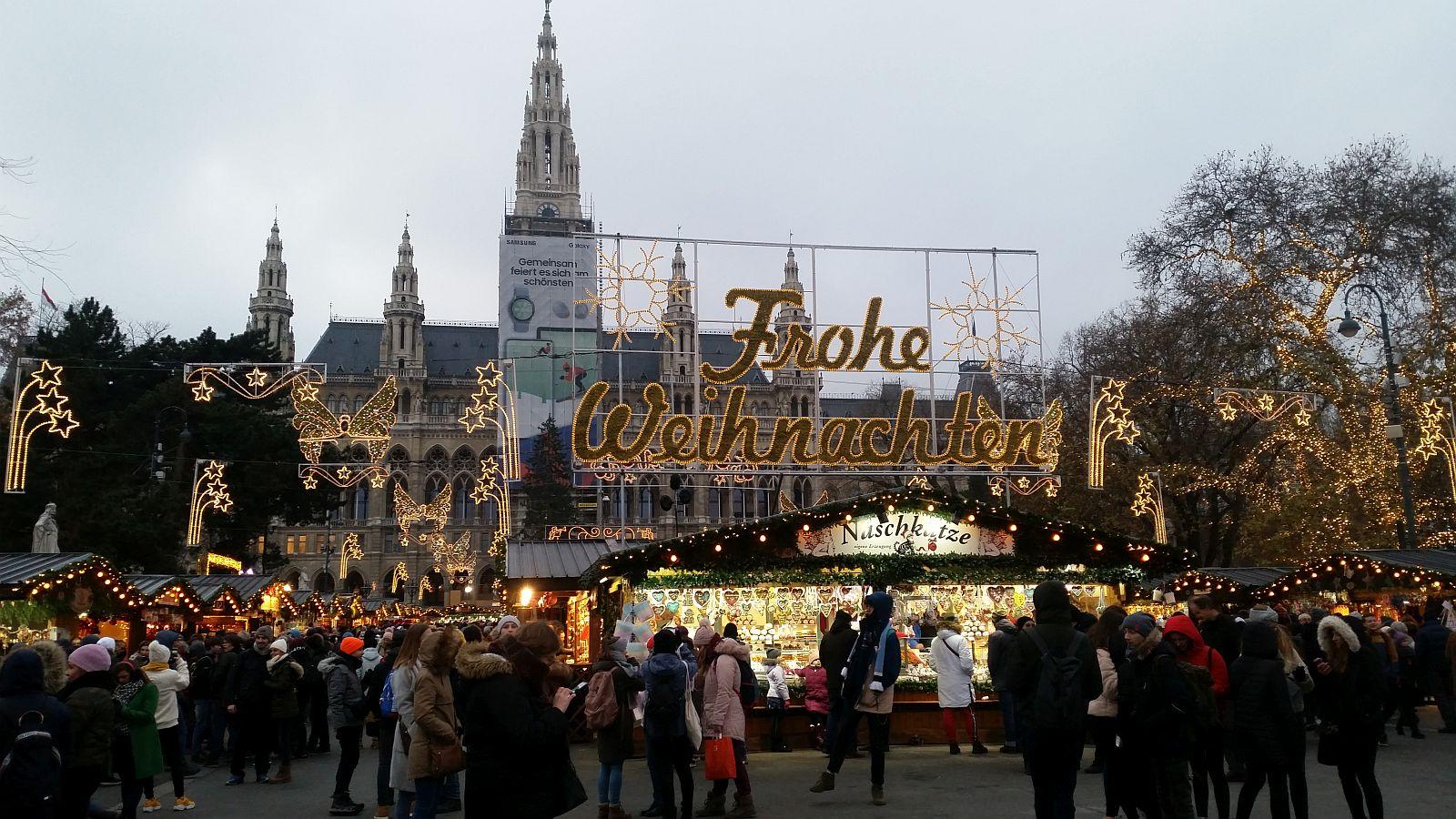 Vianočná Viedeň má svoje čaro