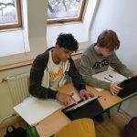 Kvartáni riešia slovné úlohy